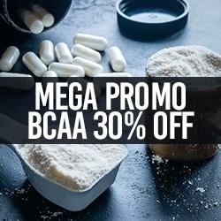 Mega Promo BCAA 30% OFF