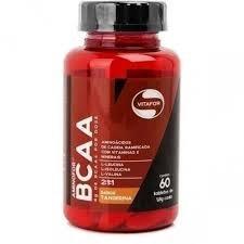minofor BCAA - Tabletes Mastigáveis (60 Tabs)
