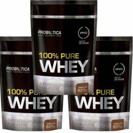100% Pure Whey Refil (825g)