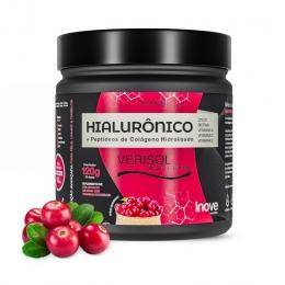 Ácido Hialurônico 120g cada Sabor Cranberry
