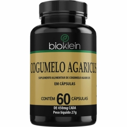 cogumelo-agaricus-60-caps-bioklein