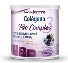 Colágeno Trio Complex3 (200g)