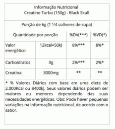 Creatine Turbo (150g)