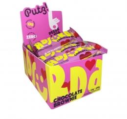 DISPLAY - PUTZ - CHOCOLATE BROWNIE