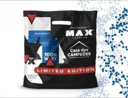 Kit Max Titanium Casa dos Campeões