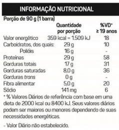 power protein bar dark chocolate